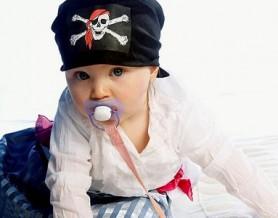 Bebé pirata