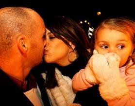 Dìa de los enamorados con hijos