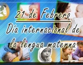 Día Int. de la Lengua Materna